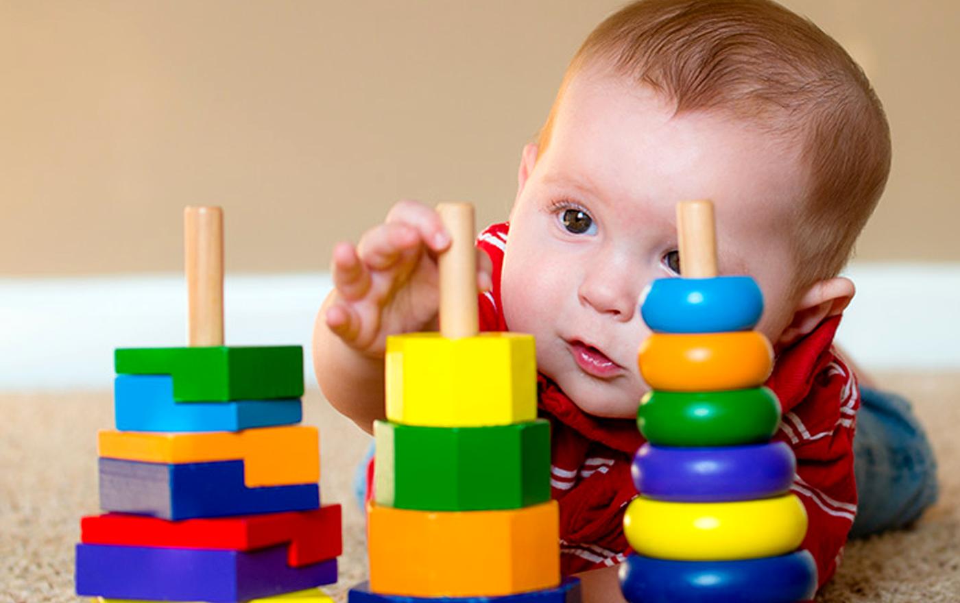 تقویت هوش نوزاد با ۶ راهکار هوشمندانه