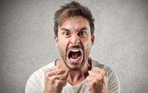 کنترل سریع عصبانیت با ۵ روش فوق العاده راحت